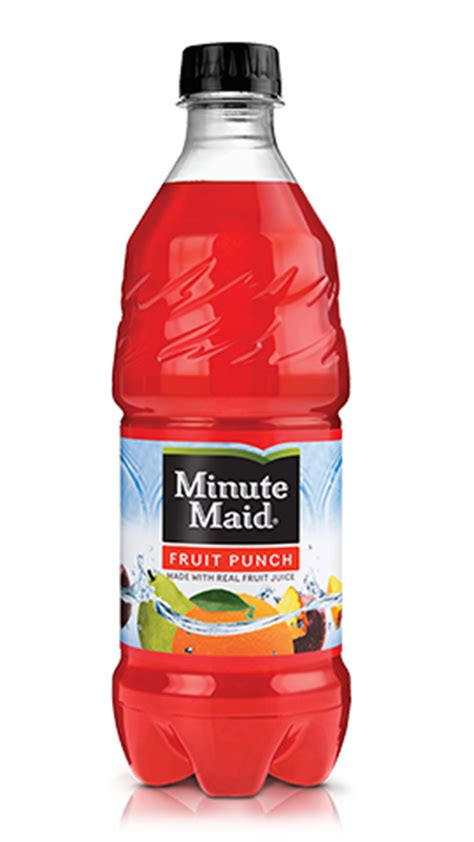 minute light fruit punch nutrition facts fruit punch all options minute 174