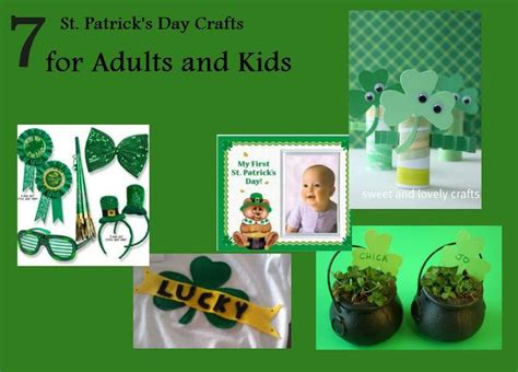 st patrick s day crafts for adults pinterest login