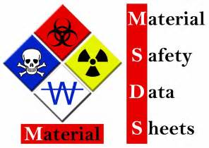 material safety data sheet template free material safety data sheet everything about chemistry