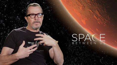 gary oldman youtube interview gary oldman interview quot the space between us quot 2017