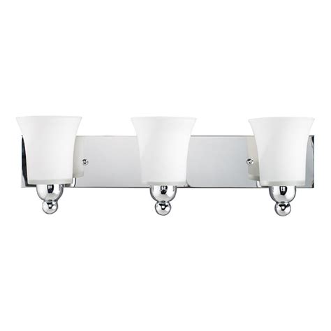 3 fixture bathroom quot quot 3 light bathroom wall fixture rona