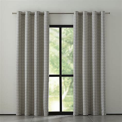 white and gray chevron curtains 25 best ideas about grey chevron curtains on pinterest