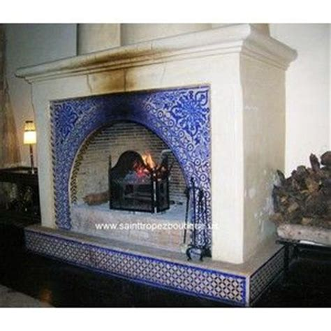 best 10 mosaic tile fireplace ideas on