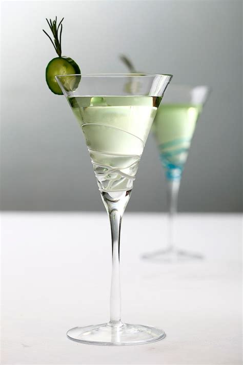 learn to make your own cucumber and rosemary infused gin for a martini that will transport you