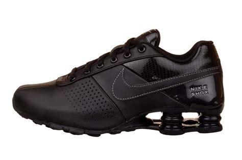 Nike Shock Black buy nike shox deliver black stealth nike shox deliver