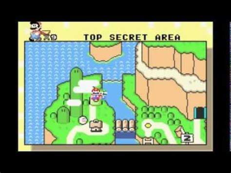 valley ghost house secret exit super mario world cheese bridge area secret exit funnydog tv