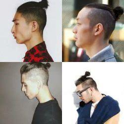 Model Rambut Top Knot by 56 Model Rambut Pria Korea Terbaru Yang Di Sukai Banyak