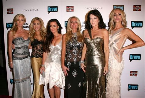 what s the gossip in hollywood real housewives of beverly hills cast pic the hollywood