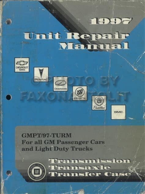 automotive repair manual 1997 buick regal parking system 1997 buick transmission rebuild manual riviera regal park avenue lesabre century ebay