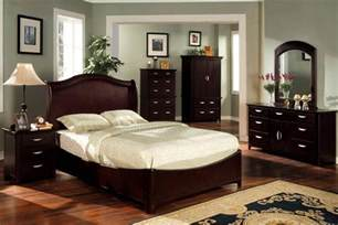 bedroom with furniture ideas home design