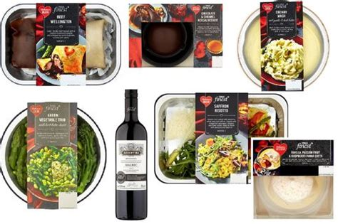 tesco valentines meal deal valentines day 2017 ideas for couples plan the