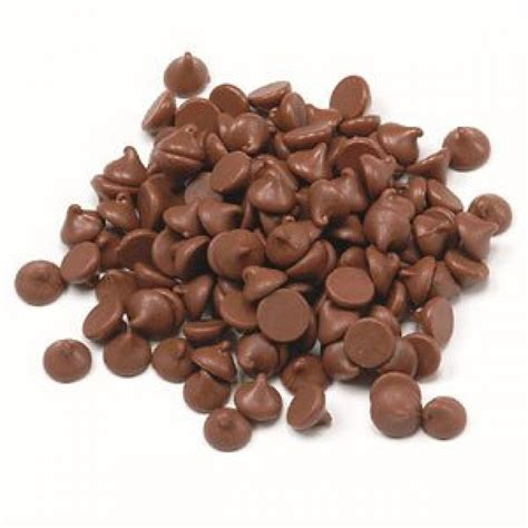 Choco Chips 1 guittard milk chocolate chips 350 count