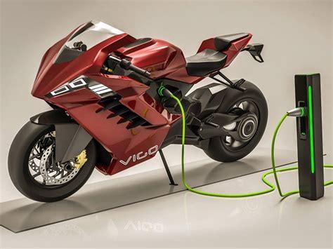 E Motorrad Vigo by Vigo La Moto El 233 Ctrica Con M 225 S De 600 Km De Autonom 237 A