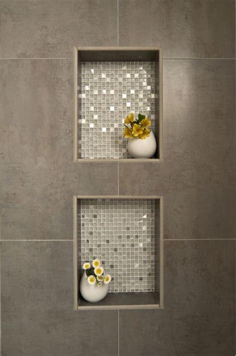 Badezimmer Fliesen Nische by Die Besten 25 Dusche Fliesen Ideen Auf Bad