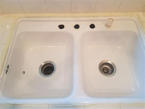 Resurfacing Kitchen Sinks Porcelain Sink Reglazing Sinks Ideas