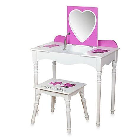 Flip Top Vanity Table Hello 174 Flip Top Vanity Buybuy Baby