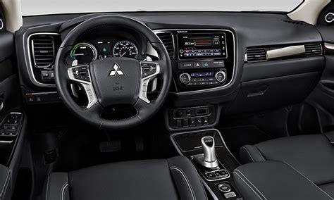 Mitsubishi Eclipse Cross Phev 2020 by 2018 Mitsubishi Outlander Phev In Hybrid Electric