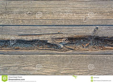 decke rot rotting deck board stock photo image 45870222