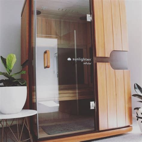 Infrared Detox Sauna Perth by Gettin Sweaty A Month Of Infrared Sauna Treatments At