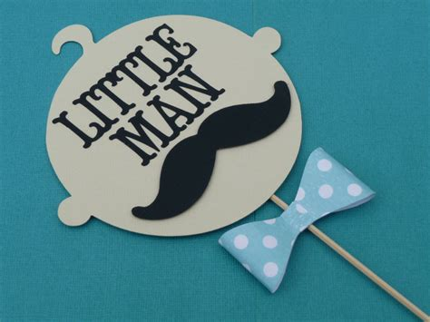 Mustache And Bow Tie Baby Shower by Baby Shower Centerpiece Mustache Birthday Bash