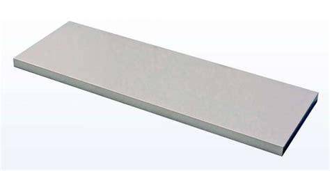 mensole acciaio inox mensole in acciaio inox aisi 304 mensola liscia