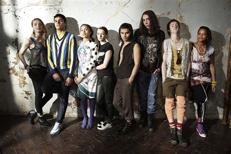Skin Series skins series 5 the new cast revealed television radio