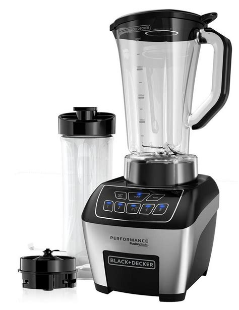 black and decker kitchen appliances black decker provortex 5 speed digital blender