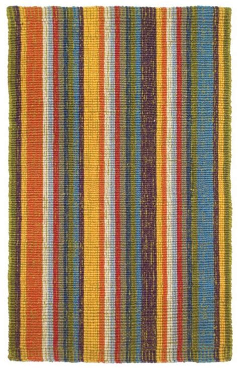 Primary Color Area Rugs by Primary Colors Bermuda Stripe Rug Rosenberryrooms