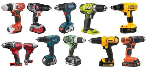 the top 10 best cordless drills on earth tool consult