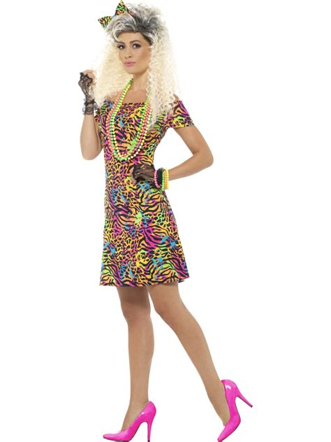 80 S Accessories Costumes by 80 S Animal Costume 45952 Fancy Dress