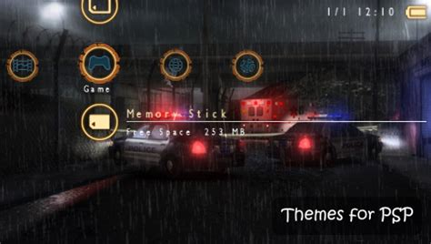 psp themes best ever heavy rain dynamic psp best downloads