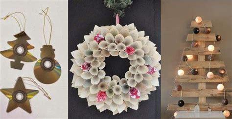 adornos navideos con reciclaje como hacer adornos navide 241 os con reciclaje imagui