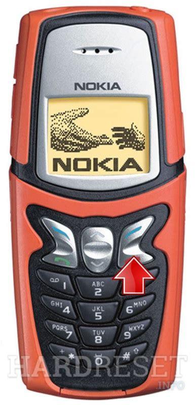 Resetting My Nokia Phone | nokia 5210 how to hard reset my phone hardreset info