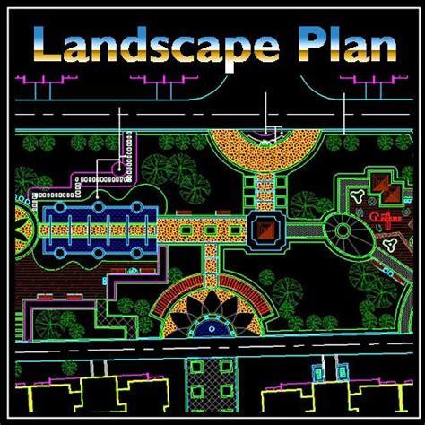 landscape design autocad drawing free residential landscape design 9 cad design free cad