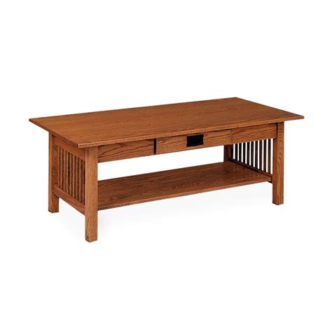 coffee table with drawer mission coffee table with drawer amish mission coffee