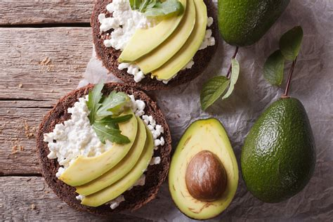 Cottage Cheese And Avocado by Breakfast Toast With Cottage Cheese And Avocado Wot Eat