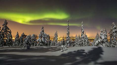 lapland finland northern lights lapland northern lights northern lights tours in lapland
