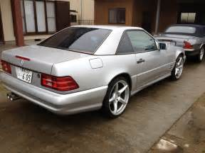 1996 Mercedes Sl320 1996 Mercedes Sl320 With 19 Alloys Facelift Auto