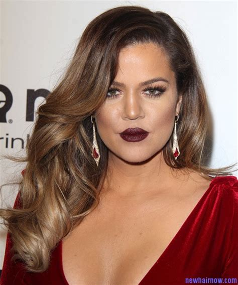 Khloe Hairstyle by Khloe With New Hairstyles New Hair Now
