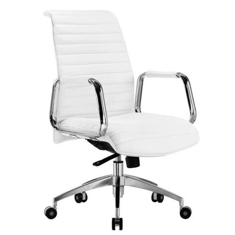 oxford white modern office chair eurway furniture