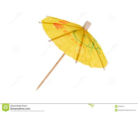 cocktail umbrella cocktail umbrella stock photography image 4508572