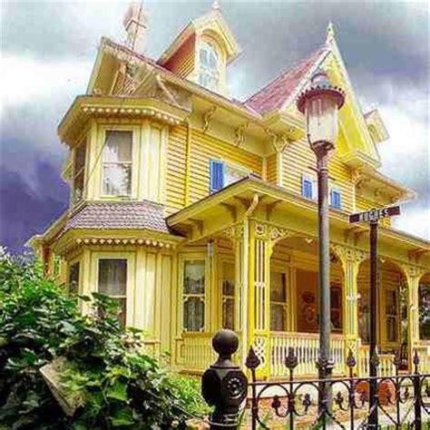 yellow victorian house yellow victorian house dwellings beautiful homes pinterest