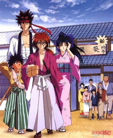 Samurai X 4 rurouni kenshin kyoto inferno kenshin s journey back to