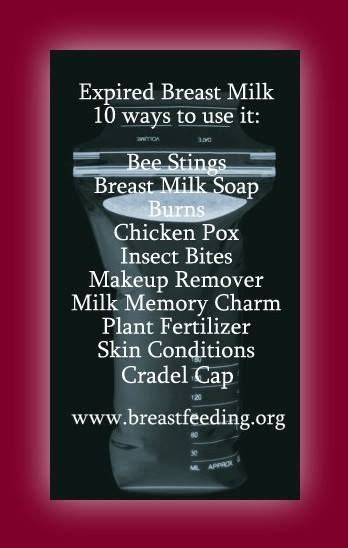 Zdrok Gives Away Breast Milk by Ideas For How To Use Expired Breastmilk To