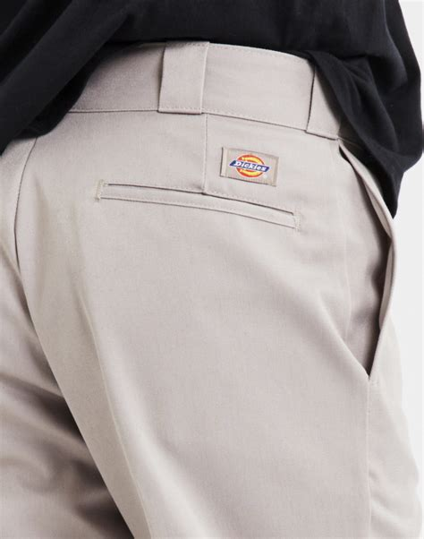 Sweater Dickies Original Lyst Dickies 874 Original Work Pant Silver In Metallic