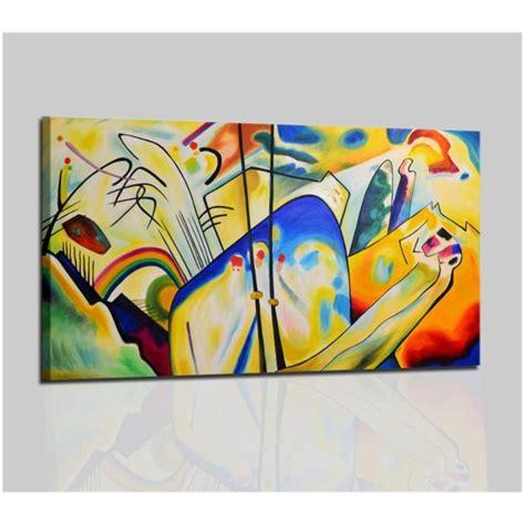 cuadro abstractos kandinsky composition iv - Cuadros De Kandinsky