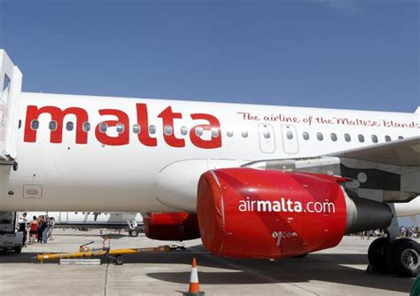 air malta aircraft grounded in