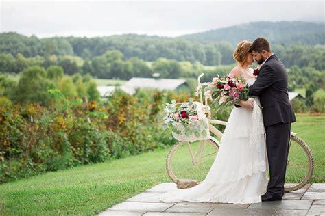 romantic vintage wedding ideas   blue ridge mountains