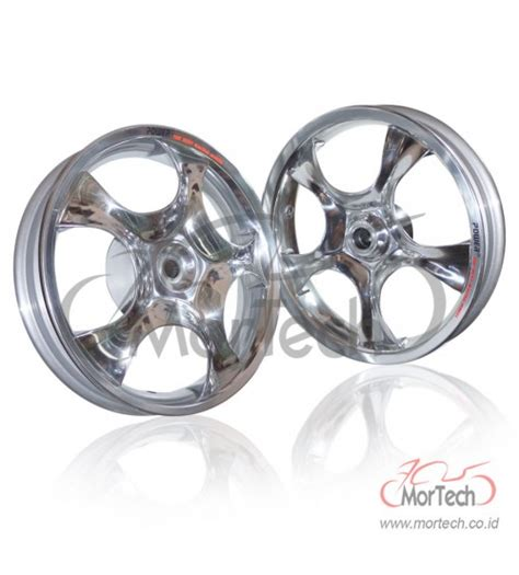 Kaliper Racing Boy Vario 125 velg pelek racing lebar power vario 125 palang 5 chrome
