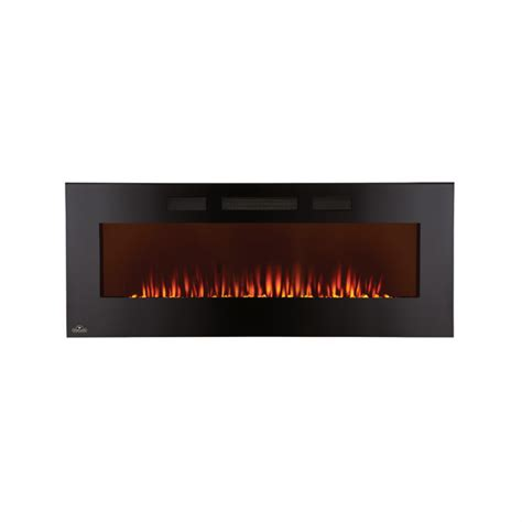 napoleon efl50h 50 quot electric fireplace with glassat